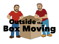 Outside the Box Moving Logo